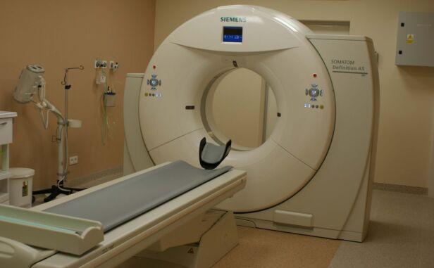 Tomograf SPZZLO