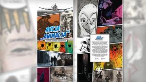 Animowane komiksy o Powstaniu Warszawskim