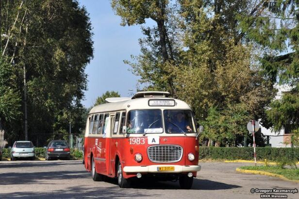 W sobotę zaprezentowane zostaną zabytkowe autobusy KMKM