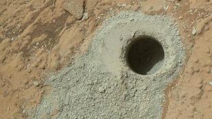"""Łazik znalazł metan na Marsie. """"Dokonaliśmy wielkiego odkrycia"""""""