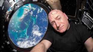 Scott Kelly - astronauta rekordzista NASA wraca na Ziemię